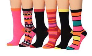 Pairs of crew socks