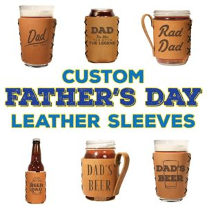 Personalized Leather Holders