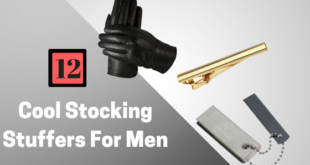 cool stocking stuffers for men