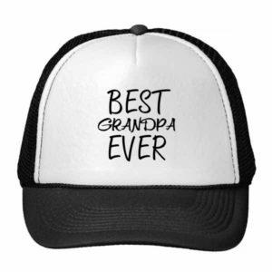 hat for Grandpa