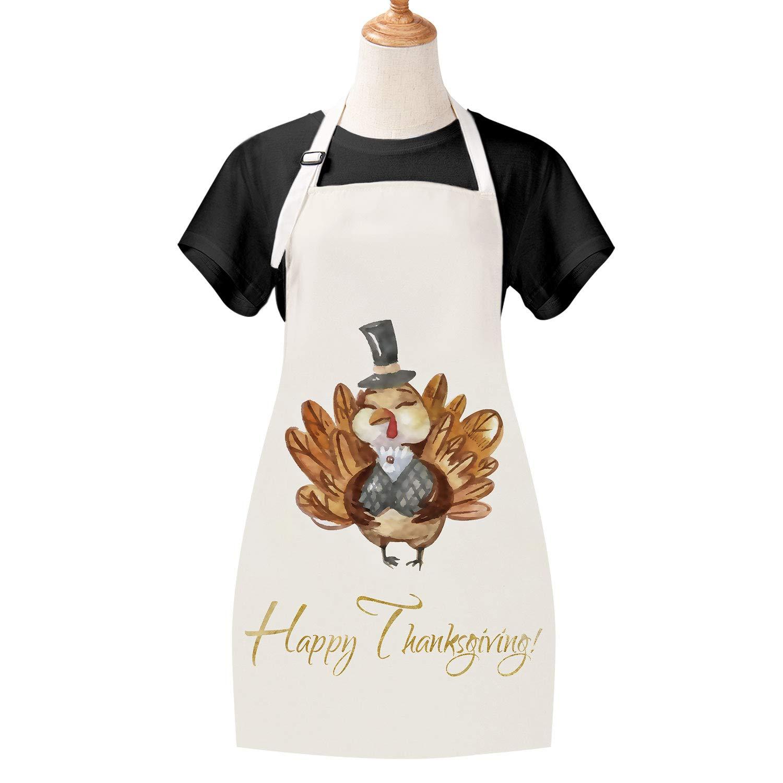 Thanksgiving Apron Turkey