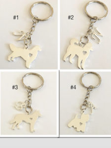 A key chain for him
