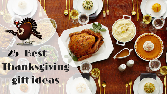 Best Thanksgiving gift ideas