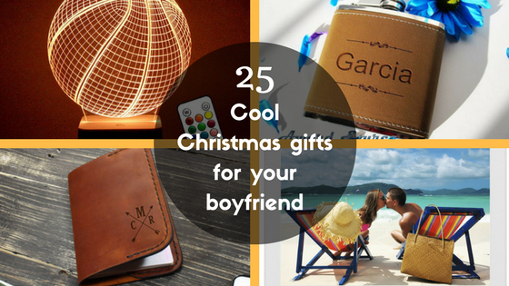 cool christmas gifts for boyfriend
