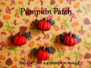 Pumpkin Silicon mold