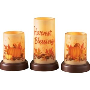 ThanksgivingLED candles