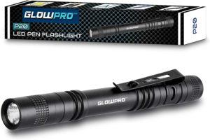 A Pocket flashlight