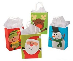 24 pieces Christmas Gift Bags