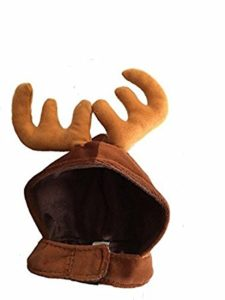 Antlers Christmas holiday hat