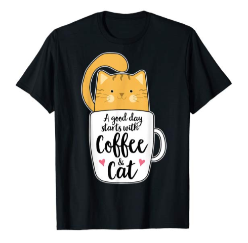 T Shirts for Coffee Lovers