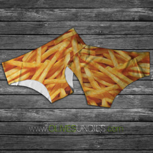 French Fry underwear for guys