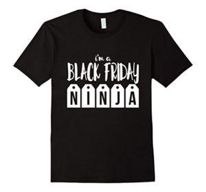 Holiday Shopper T Shirt