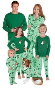 Matching family pajama set