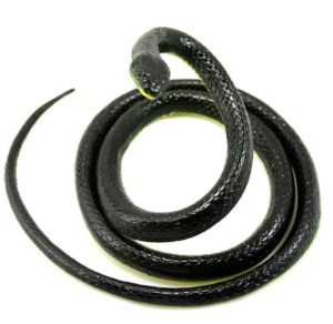 Rubber Black Mamba