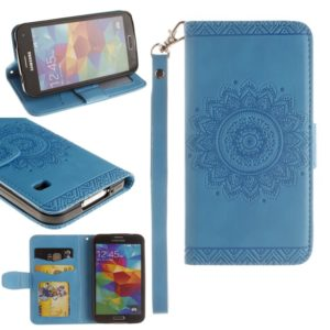 Samsung Galaxy S5 Leather Wallet Pouch Case