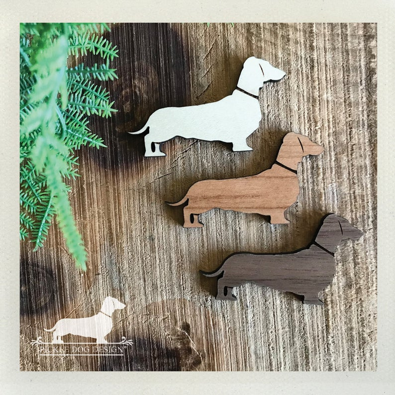 Dachshunds dog magnets