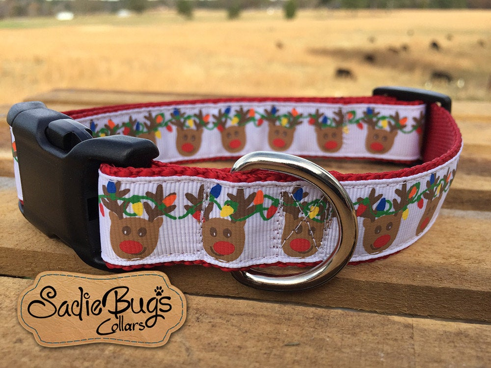 An elf collar for your pet