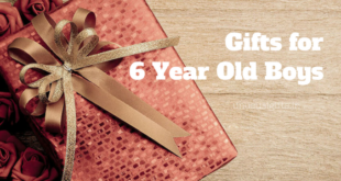 Gifts for 6 Year Old Boys