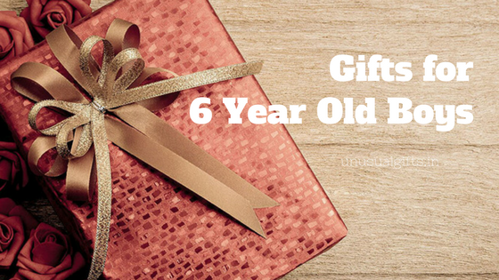 Did You Check These 10 Endearing Gifts For 6 Year Old Boys