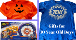 gifts for 10 year old boys