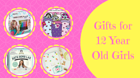gifts for 12 year old girls