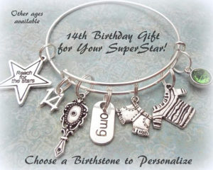 14th b'day bracelet