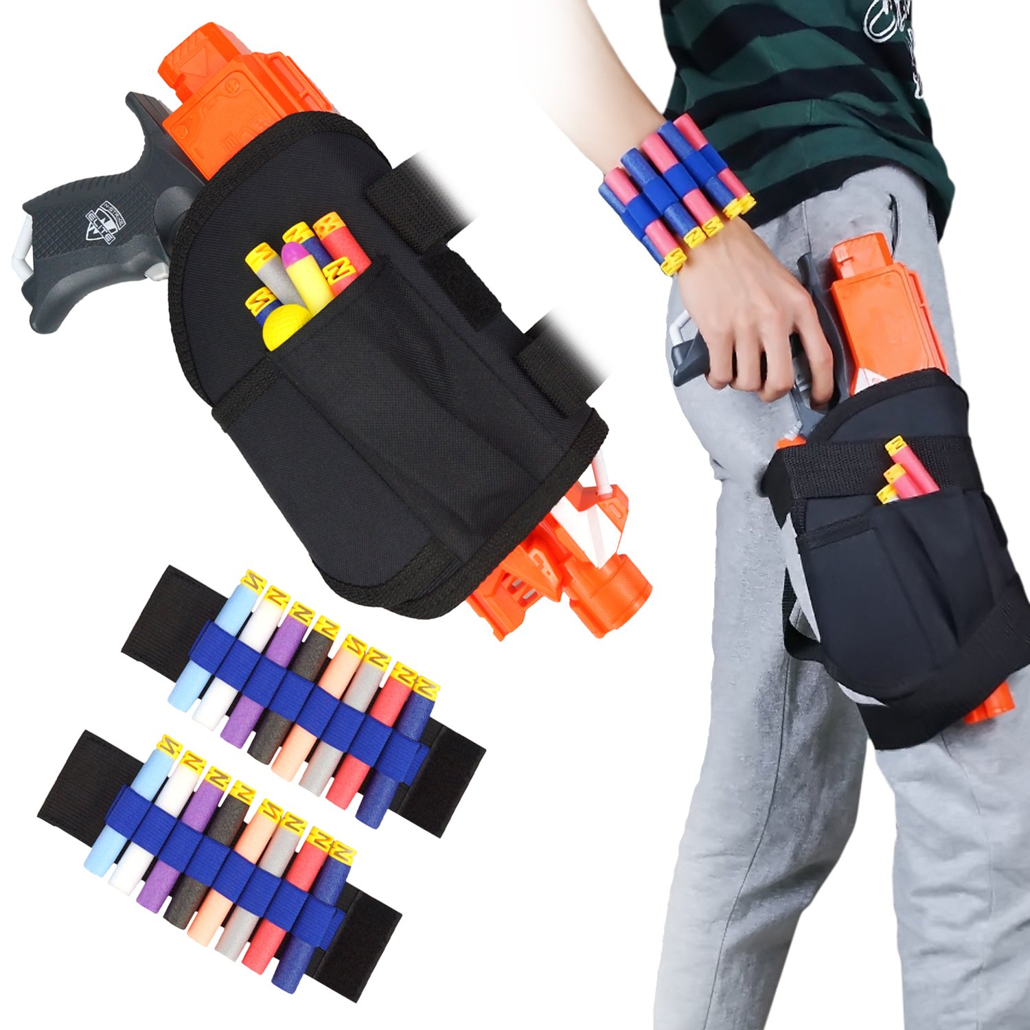holster kit with a sling bag