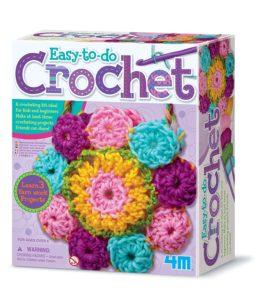 A crochet kit
