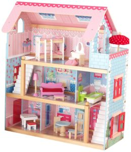 A doll cottage