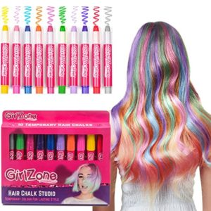 A hair chalk pen set