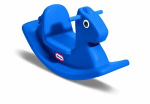 A rocking horse for an energetic little master