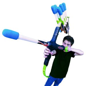 Now Which Boy Wouldnt Love To Hit The Bulls Eye With His Set Of Arrows Let Your Child Discover Inner Warrior A Toy Archery Kit