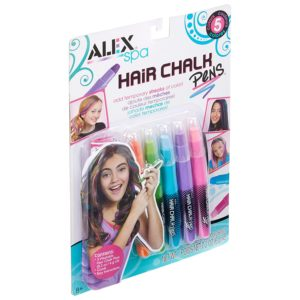 Chalk hair colour pen