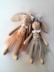 Customised handmade stuffed toys