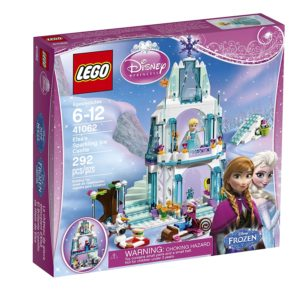 Disney castle builder