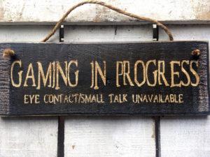 Gaming Zone Board