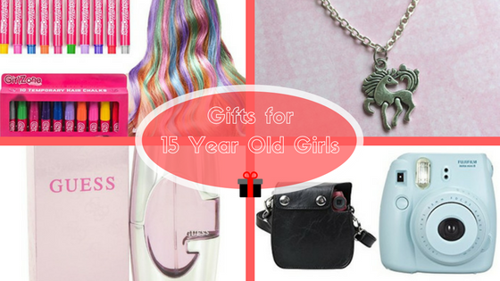 gifts for 15 year old girls