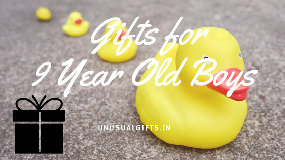 gifts for 9 year old boys