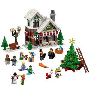 LEGO Holiday Set Winter Toy Shop