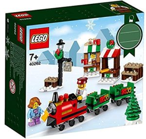 Lego Christmas 2017 Mini Train Ride