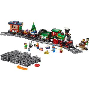 Lego Christmas Sets Holiday Train Construction