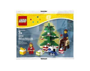 Lego Holiday Sets Decorating Tree Set