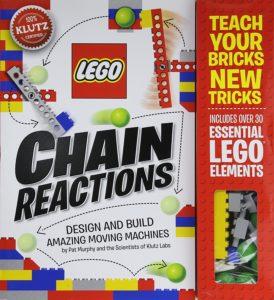 Lego-chain reaction