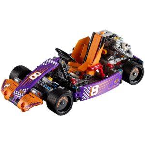 Lego racing kart