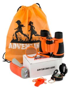Let him be adventurous with an outdoor kit