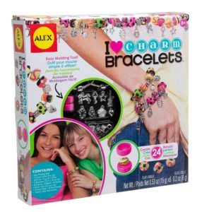 Make charm bracelets