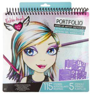 Make up portfolio book