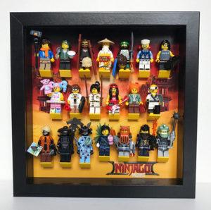 Minifigures LEGO Holiday Sets