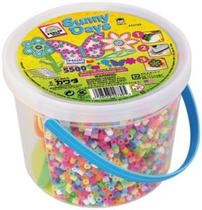 Pearler Beads bucket
