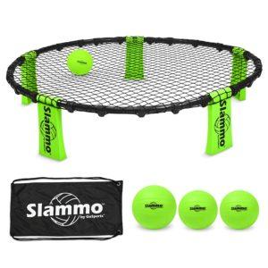 Play the slammo game